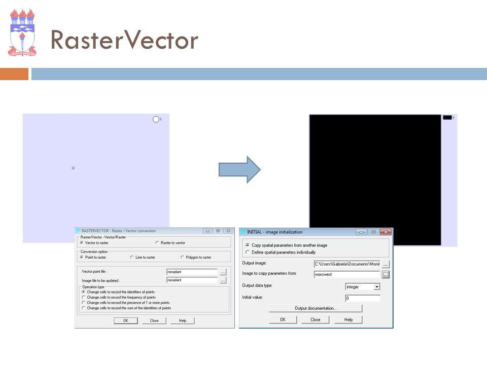 RasterVector