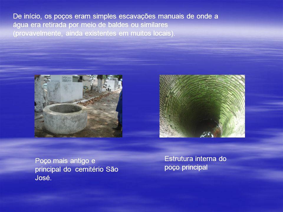 Quando a extração de água subterrânea ultrapassa a recarga natural, por longos períodos de tempo, os aqüíferos sofrem depleção e o lençol freático começa a baixar.
