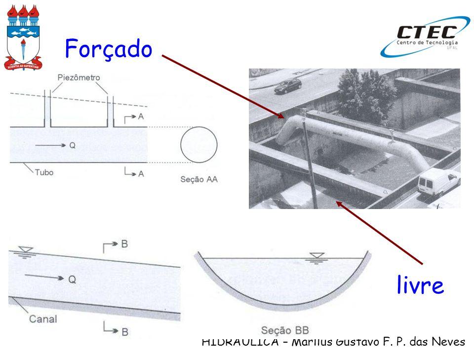 HIDRÁULICA – Marllus Gustavo F. P. das Neves Forçado livre