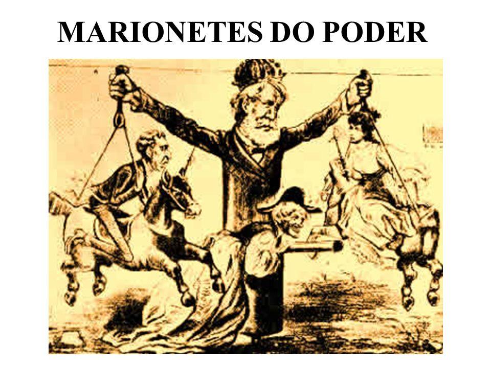 MARIONETES DO PODER