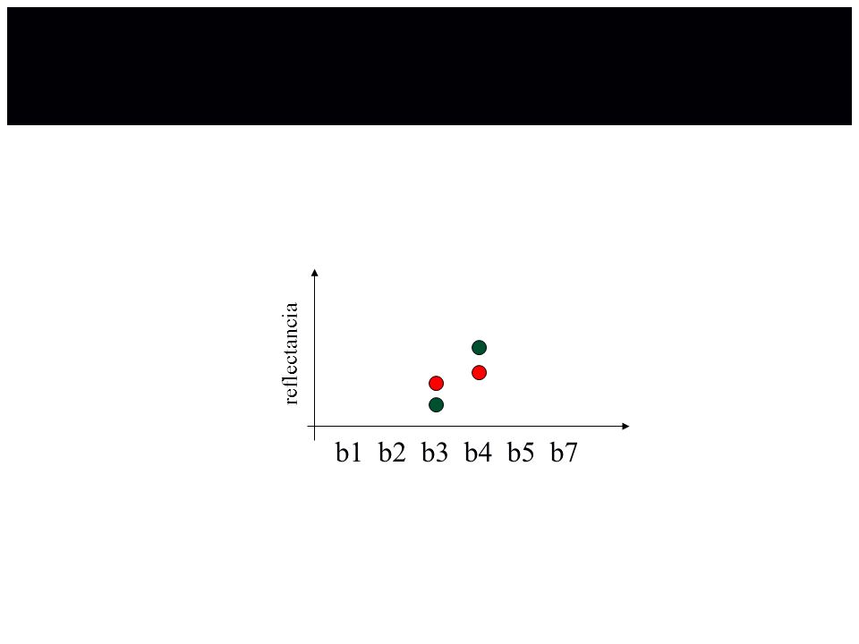b1 b2 b3 b4 b5 b7 reflectancia