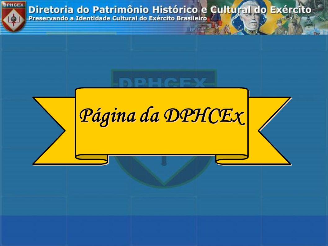 Página da DPHCEx