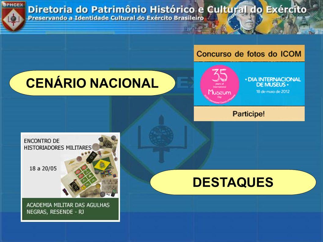 CENÁRIO NACIONAL DESTAQUES
