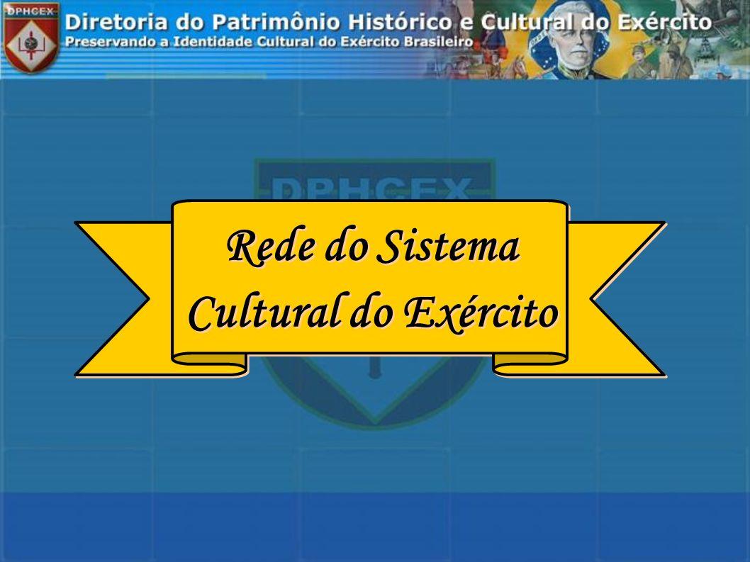 Rede do Sistema Cultural do Exército Rede do Sistema Cultural do Exército