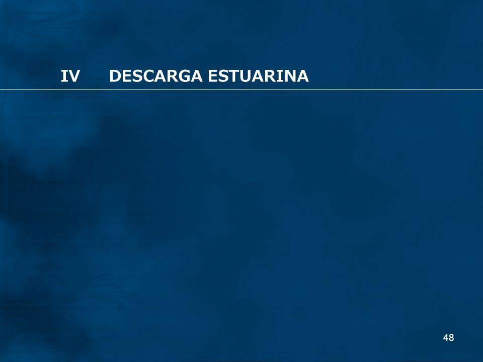 48 IVDESCARGA ESTUARINA