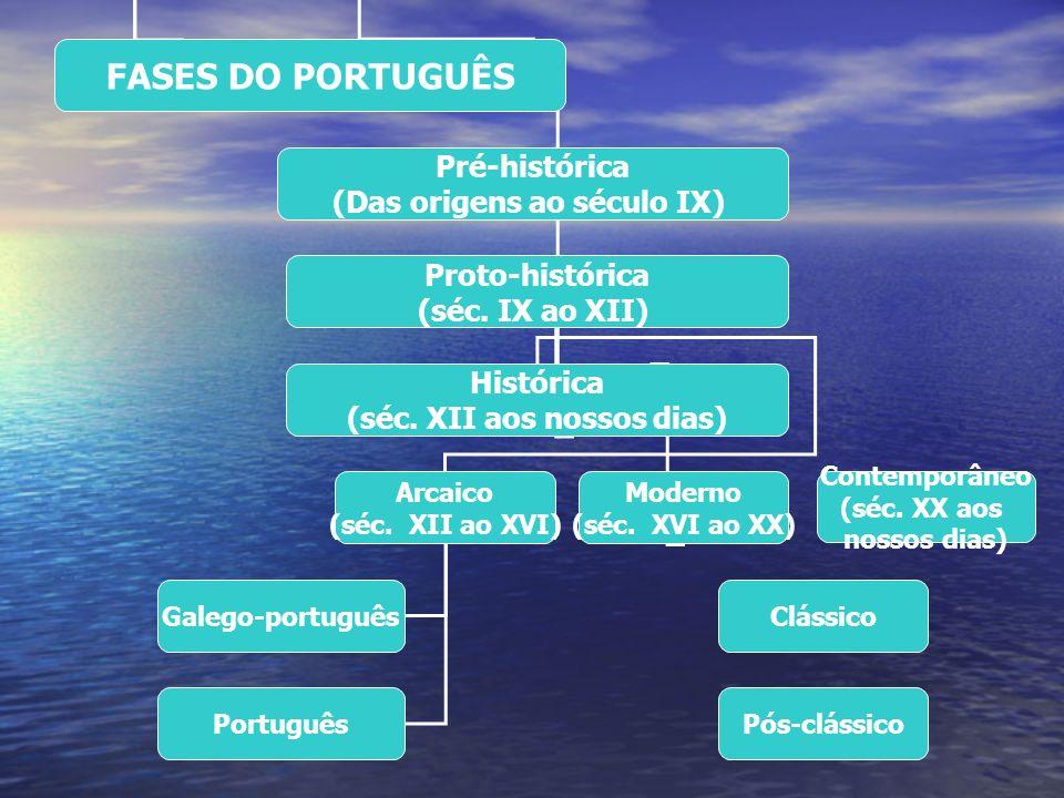 O PORTUGUÊS NO MUNDO No final do século XV e início do século XVI, Portugal vive o momento áureo das grandes navegações, chegando a vários lugares de diferentes continentes.