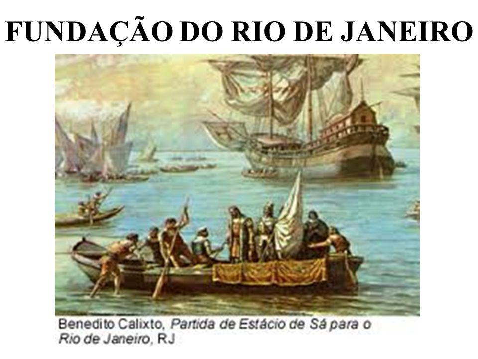 FUNDAÇÃO DO RIO DE JANEIRO