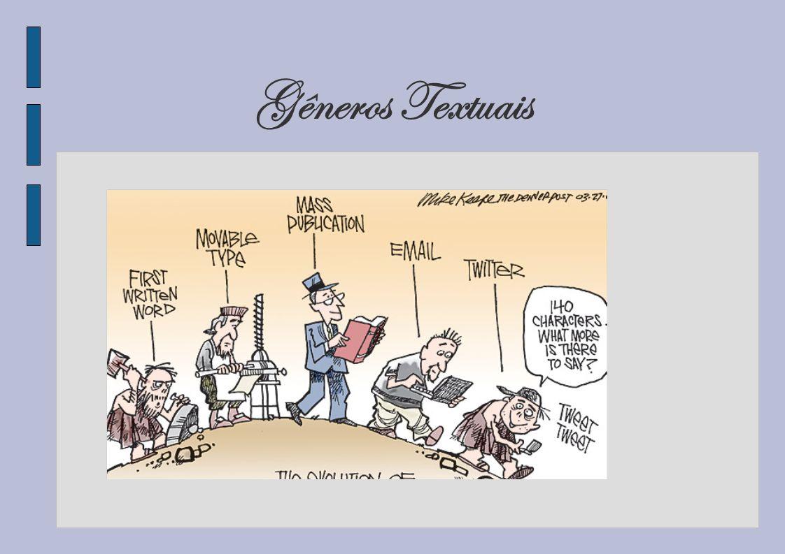 Compreender o que é gênero do discurso.