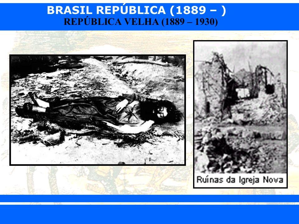 BRASIL REPÚBLICA (1889 – ) Prof.Iair iair@pop.com.br REPÚBLICA VELHA (1889 – 1930) 4.
