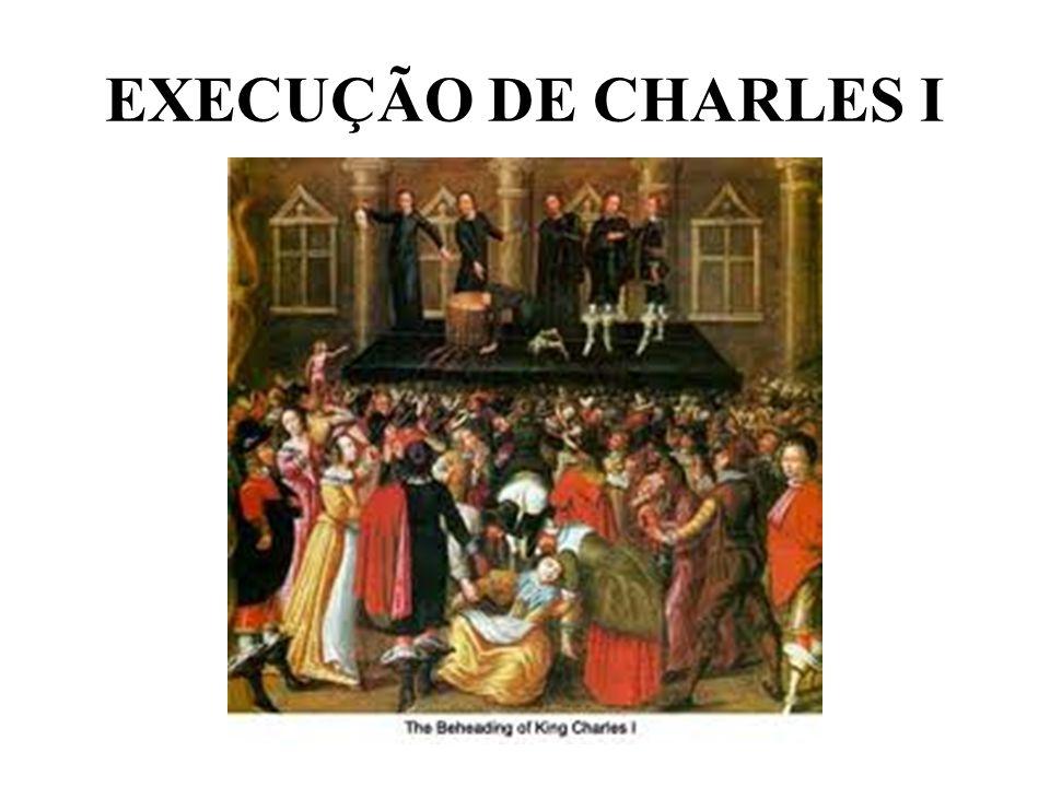 EXECUÇÃO DE CHARLES I