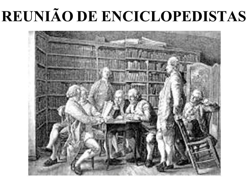 REUNIÃO DE ENCICLOPEDISTAS
