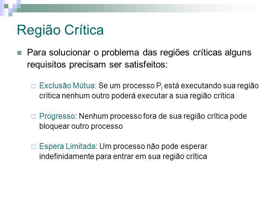Região Crítica