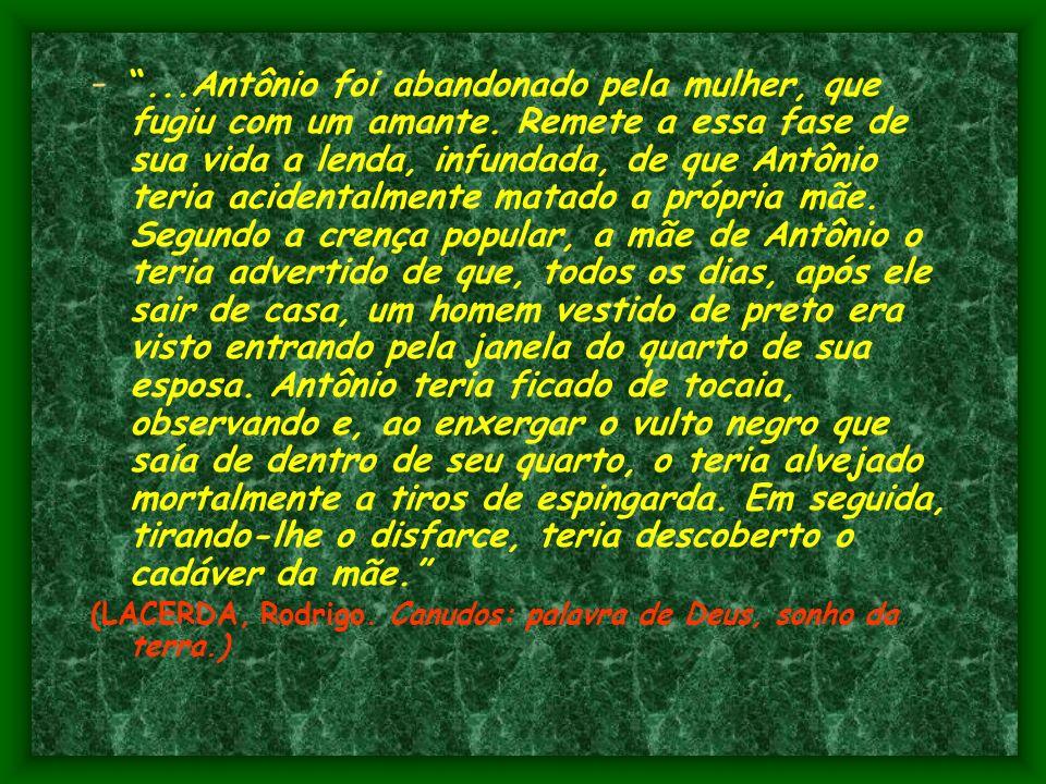 - A saga de Canudos foi narrada por Euclides da Cunha no livro Os Sertões. - Euclides da Cunha, apesar de ter visto Canudos como movimento sebastianis