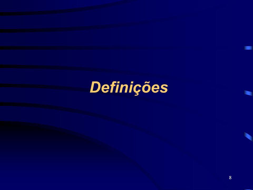 8 Definições