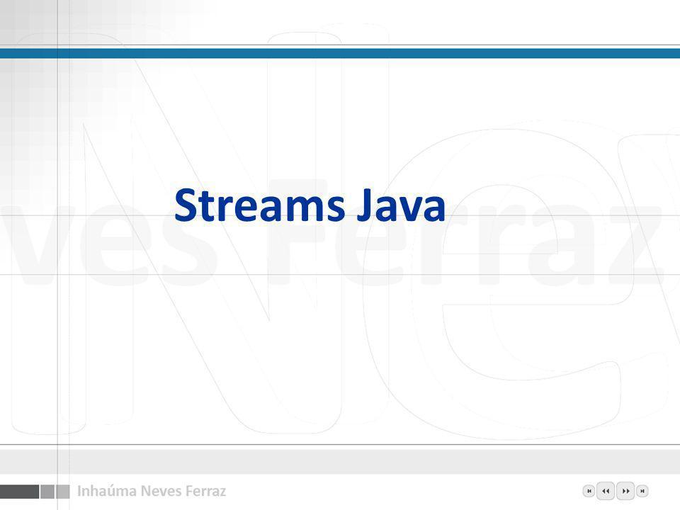 Streams Java