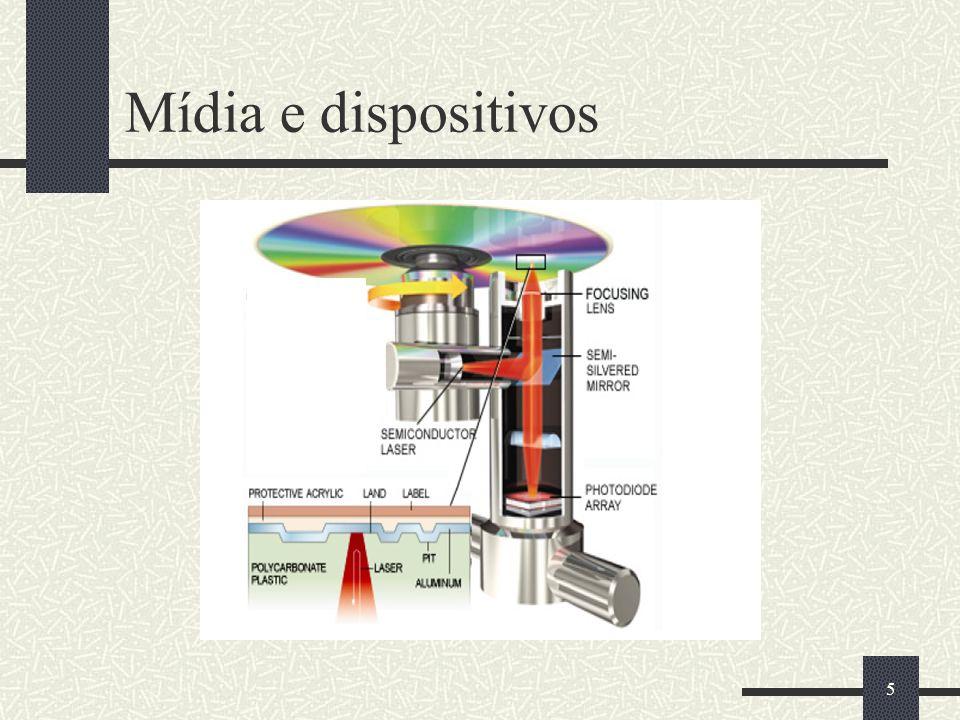 5 Mídia e dispositivos