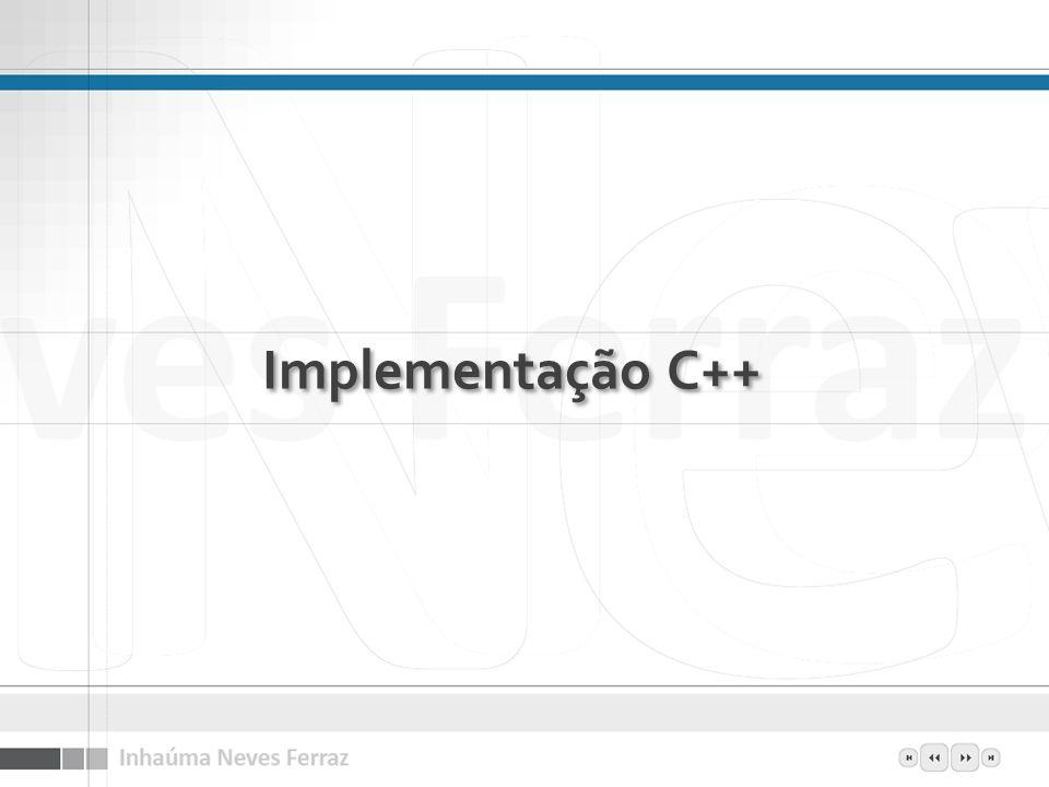 Implementação C++