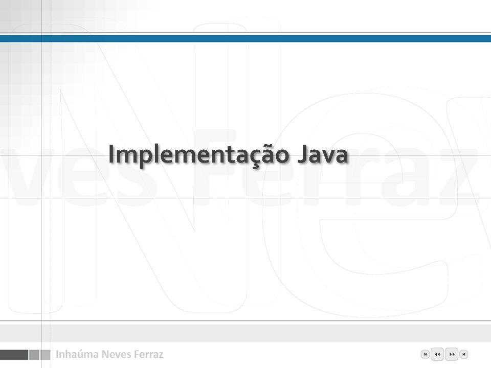 Implementação Java