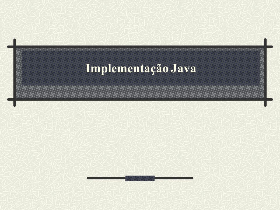 66 Definição da Classe QueueAsArray // pgm06_14.java public class QueueAsArray extends AbstractContainer implements Queue { protected Object[] array; protected int head; protected int tail; //...