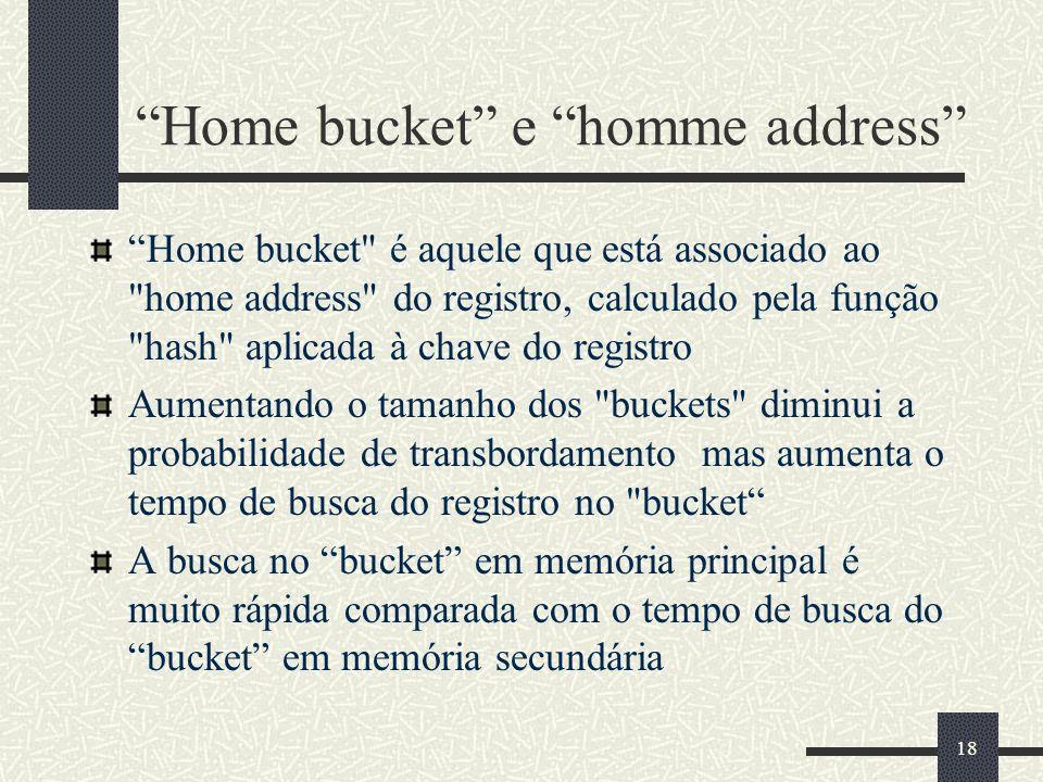 18 Home bucket e homme address Home bucket