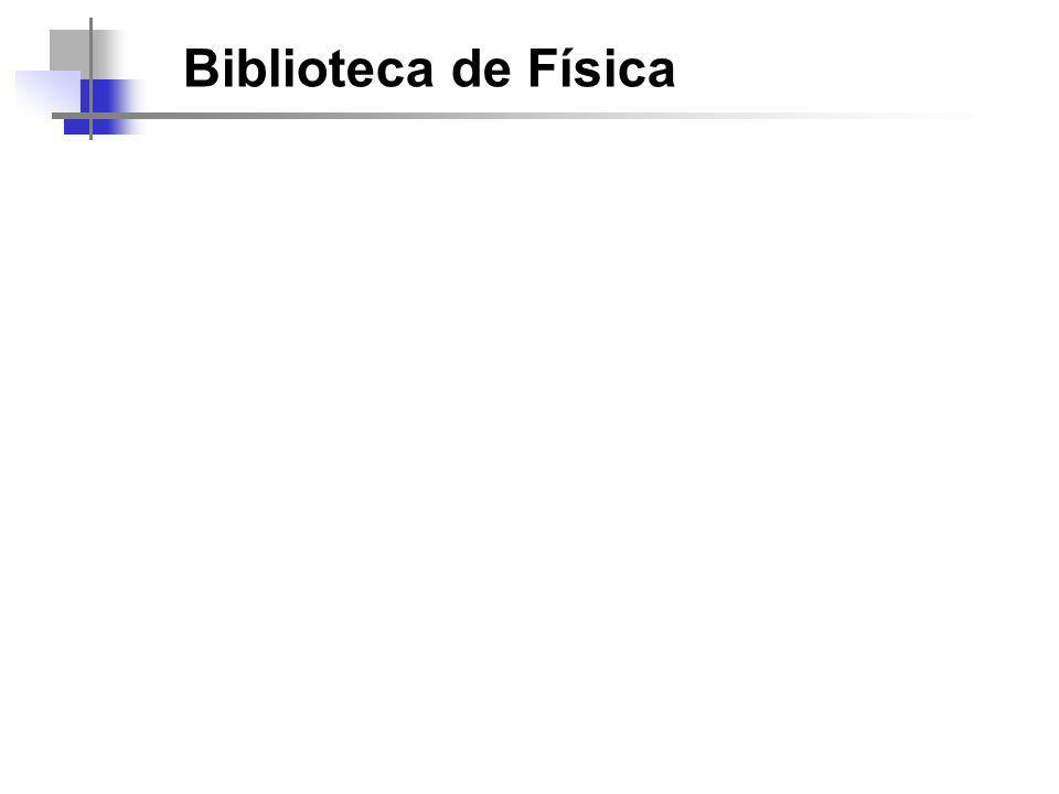 Biblioteca de Física