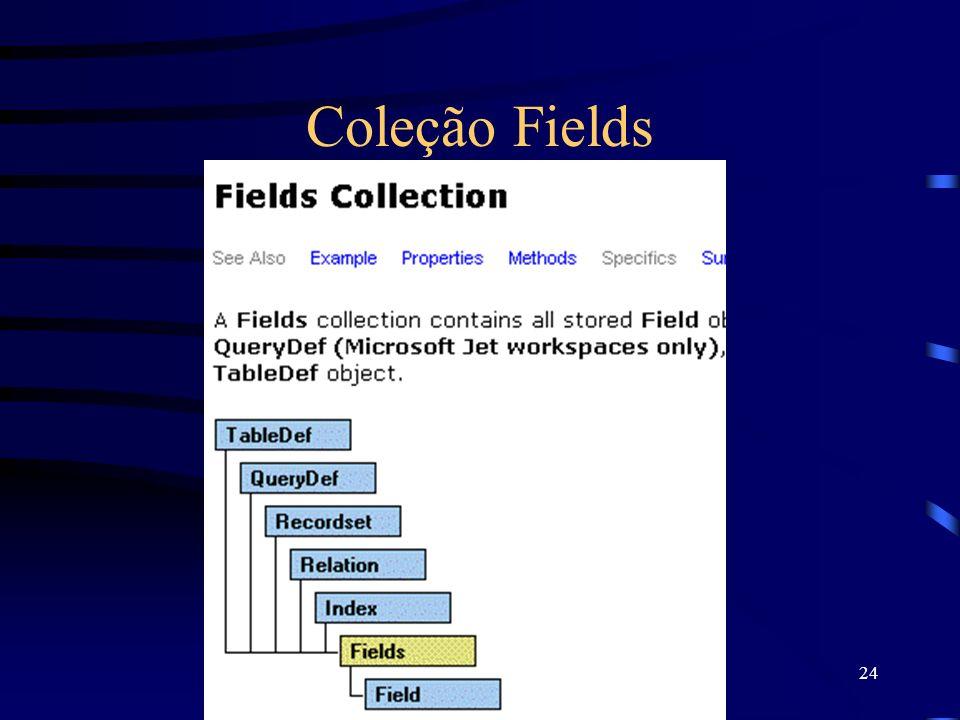 24 Coleção Fields