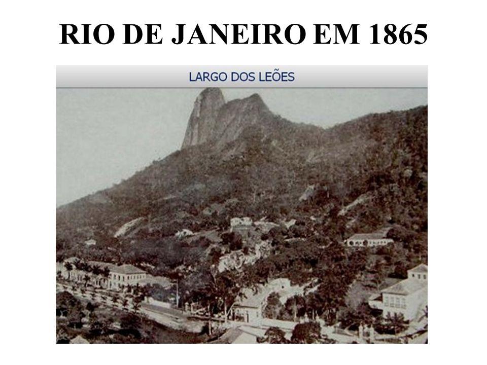 RIO DE JANEIRO EM 1865