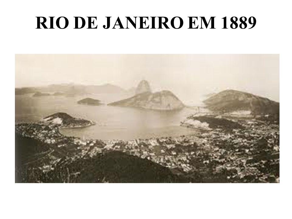 RIO DE JANEIRO EM 1889