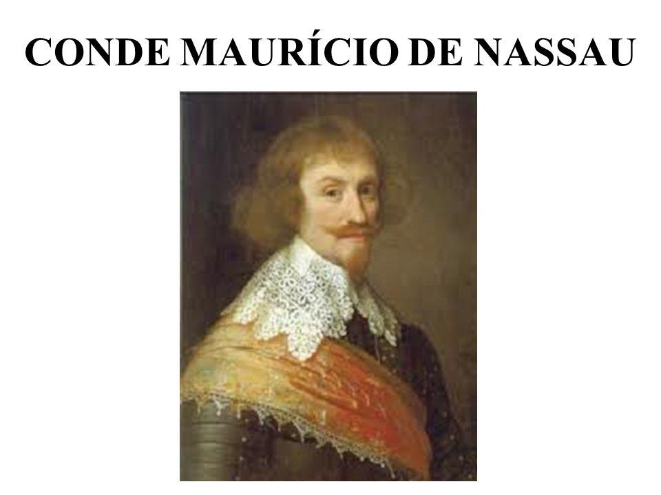 CONDE MAURÍCIO DE NASSAU