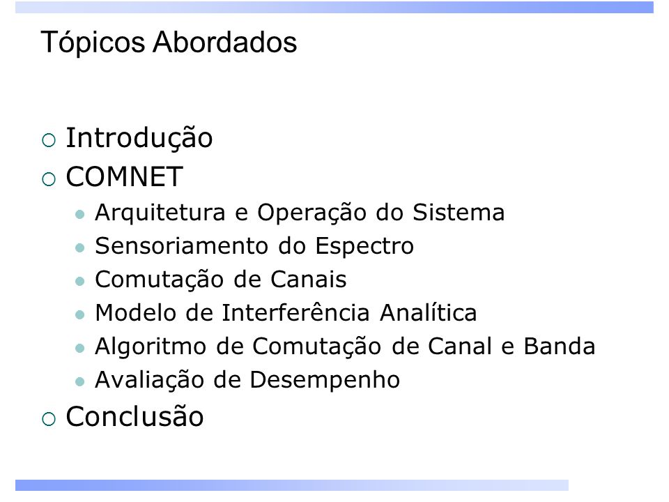 Introdução Wireless Mesh Network (WMN) Mesh routers (MR) Mesh clients (MC)
