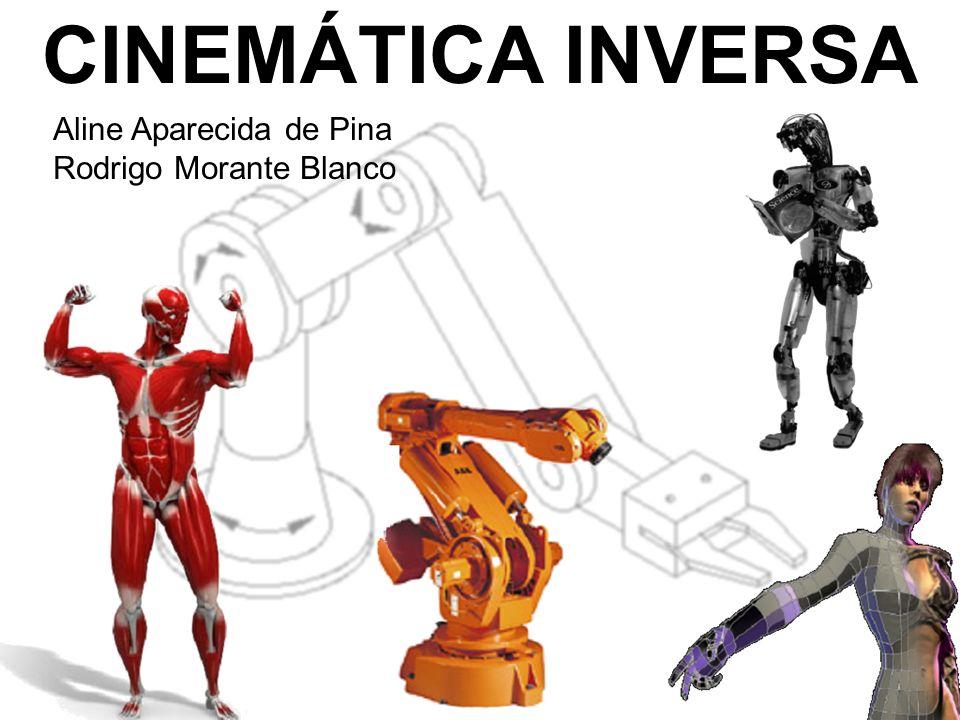 CINEMÁTICA INVERSA Aline Aparecida de Pina Rodrigo Morante Blanco