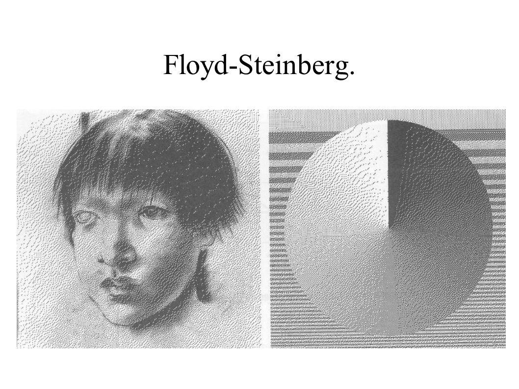 Floyd-Steinberg.