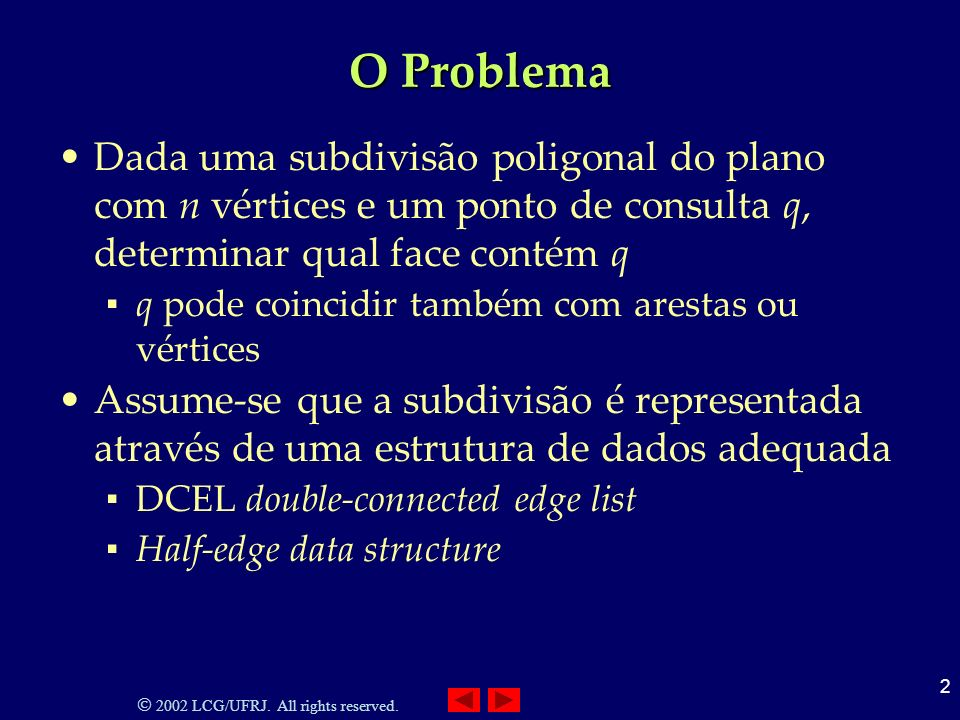 2002 LCG/UFRJ.All rights reserved.