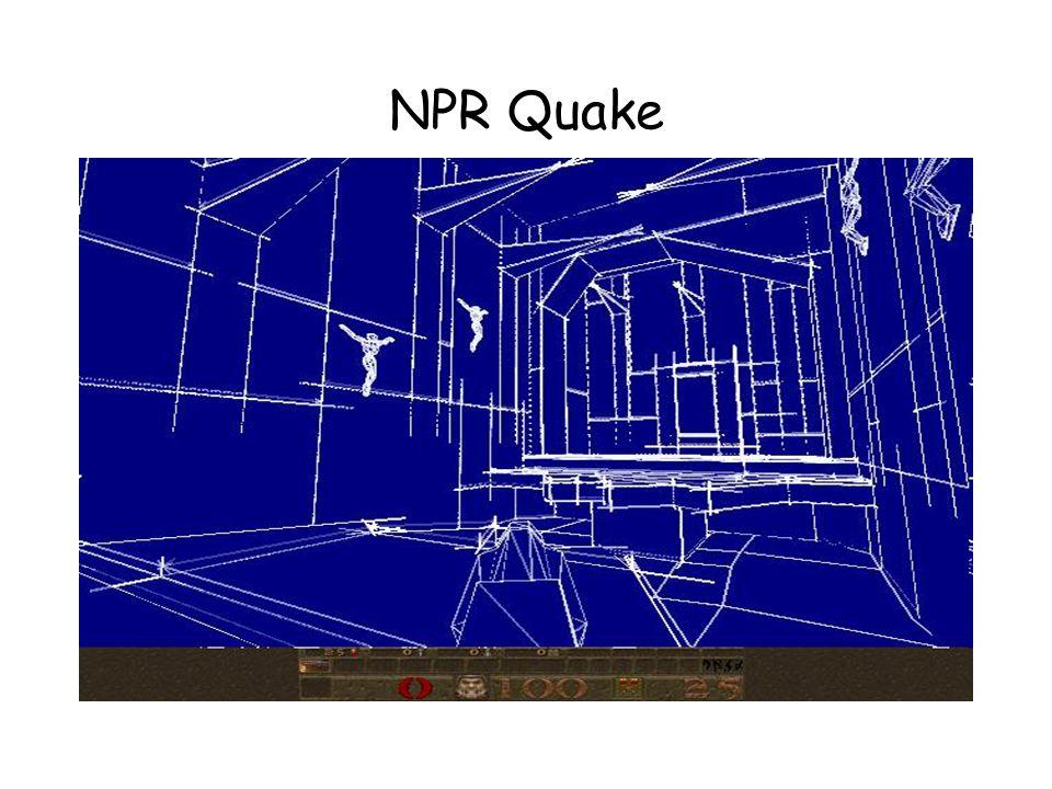Blue Print : –Simulação de uma planta de construção –Desenhado de forma parecida com a do Sketch mas sem os deslocamentos das retas –Adicionado alguns