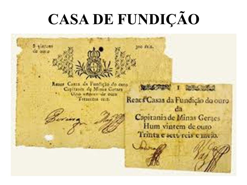 CASA DE FUNDIÇÃO