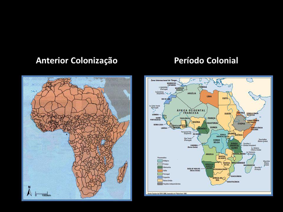 Anterior ColonizaçãoPeríodo Colonial