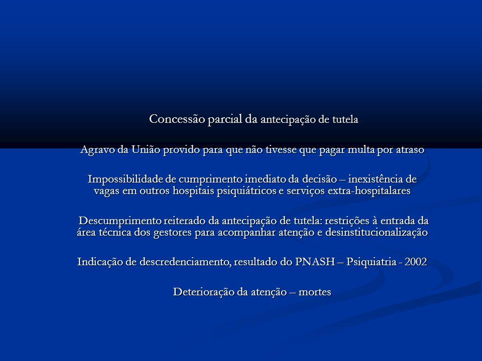 2004 - Requisição do serviço pelo Município de Paracambi com base no art.
