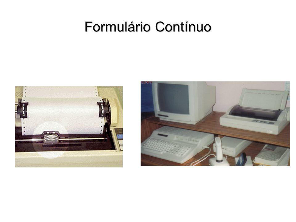 Formulário Contínuo