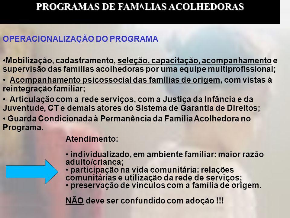 IV – Mobilização, Articulação e Participação Estratégias de comunicação social para mobilização da sociedade (adoções necessárias, acolhimento familia