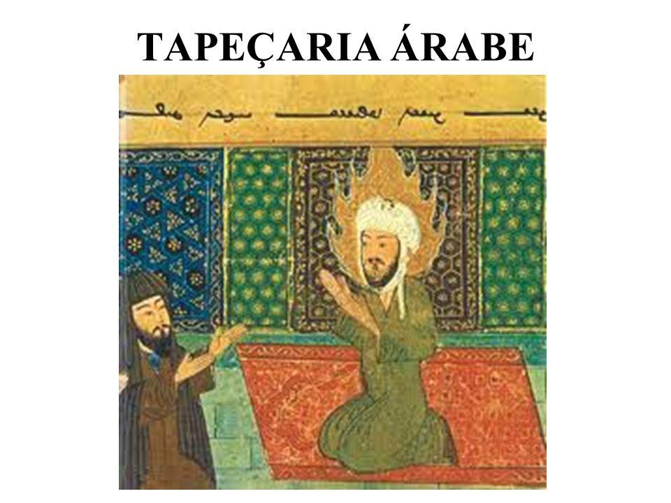 TAPEÇARIA ÁRABE