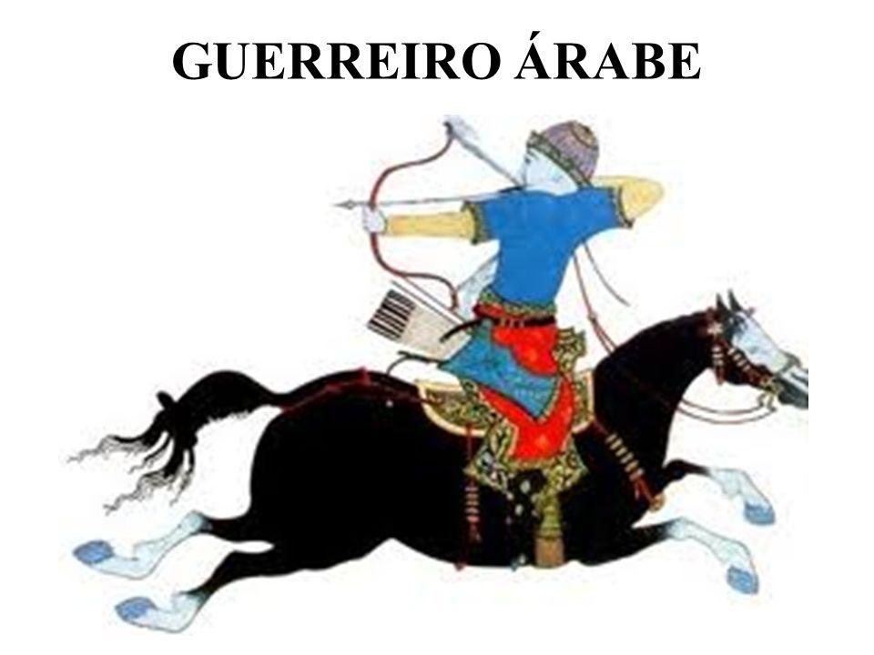 GUERREIRO ÁRABE