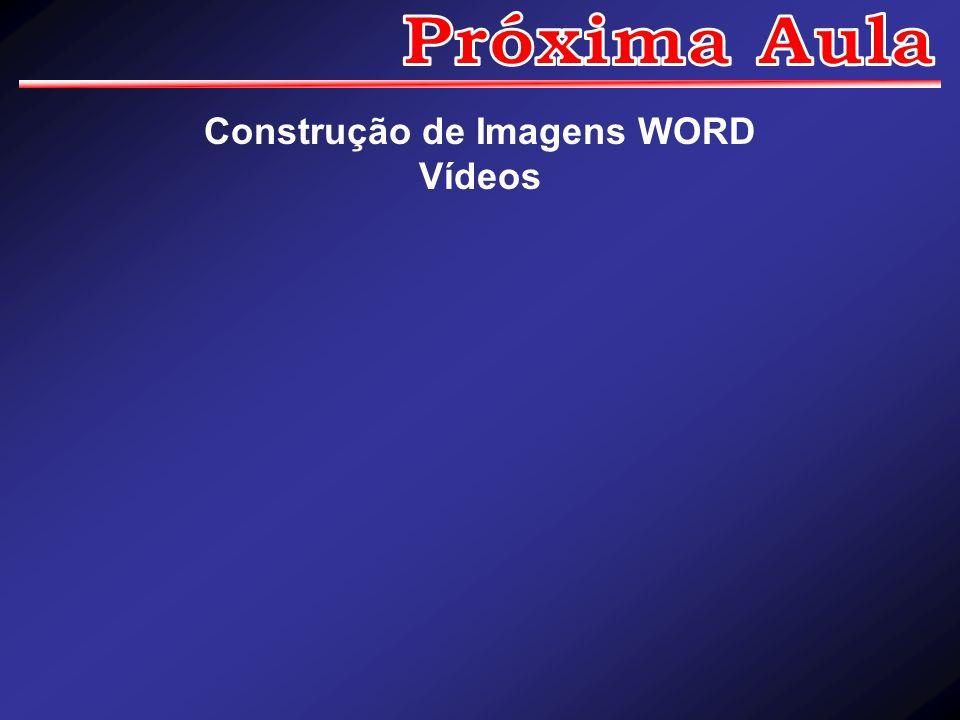 Construção de Imagens WORD Vídeos