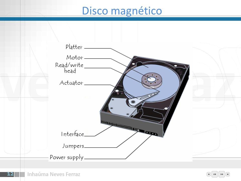 Disco magnético 12