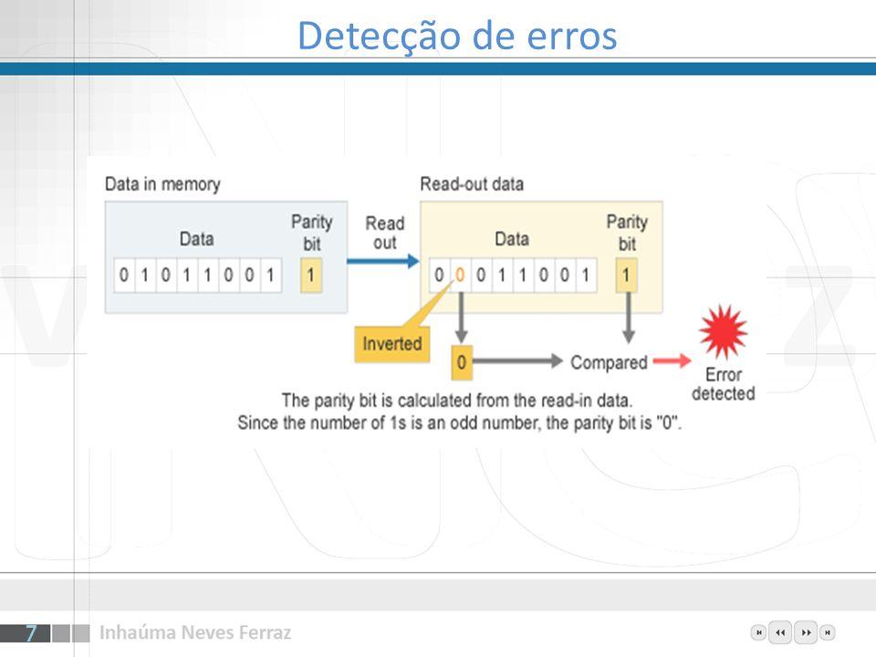 Detecção de erros 7