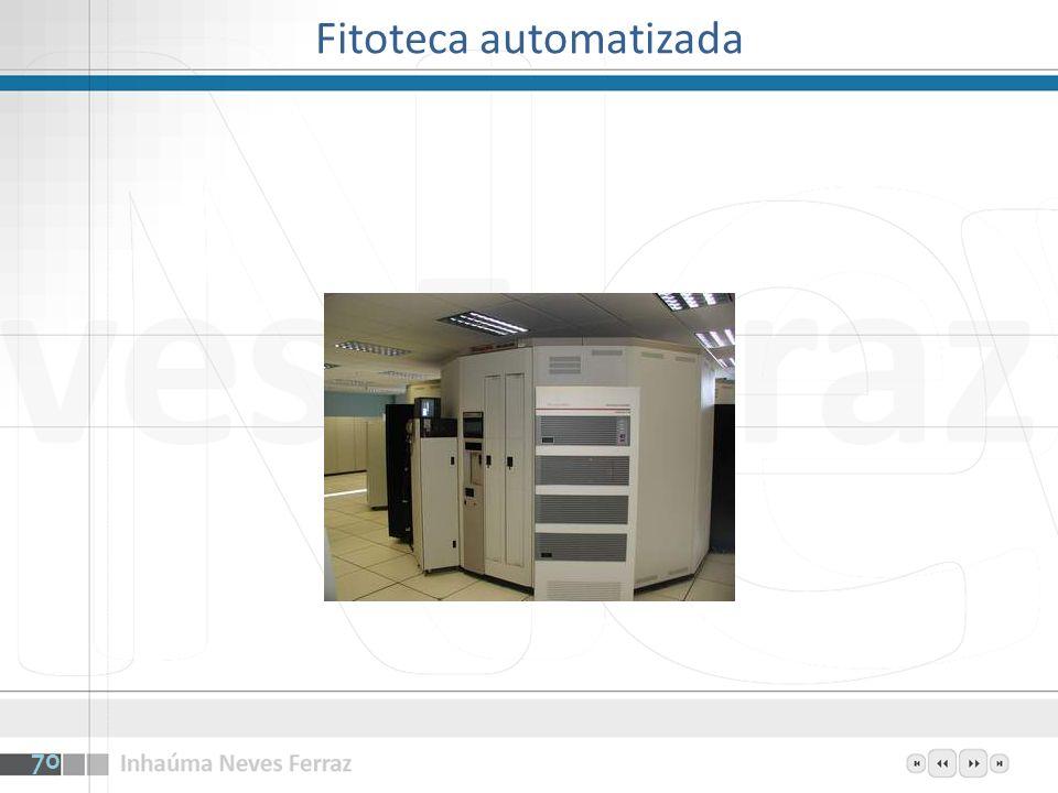 Fitoteca automatizada 70