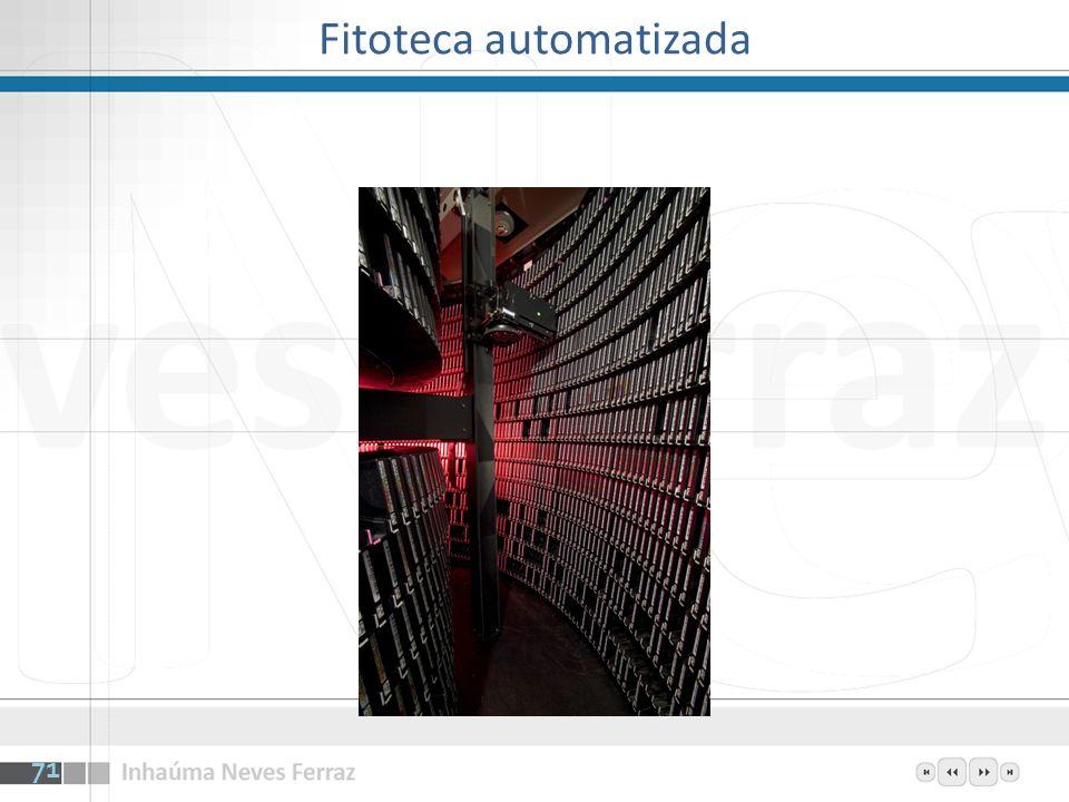 Fitoteca automatizada 71