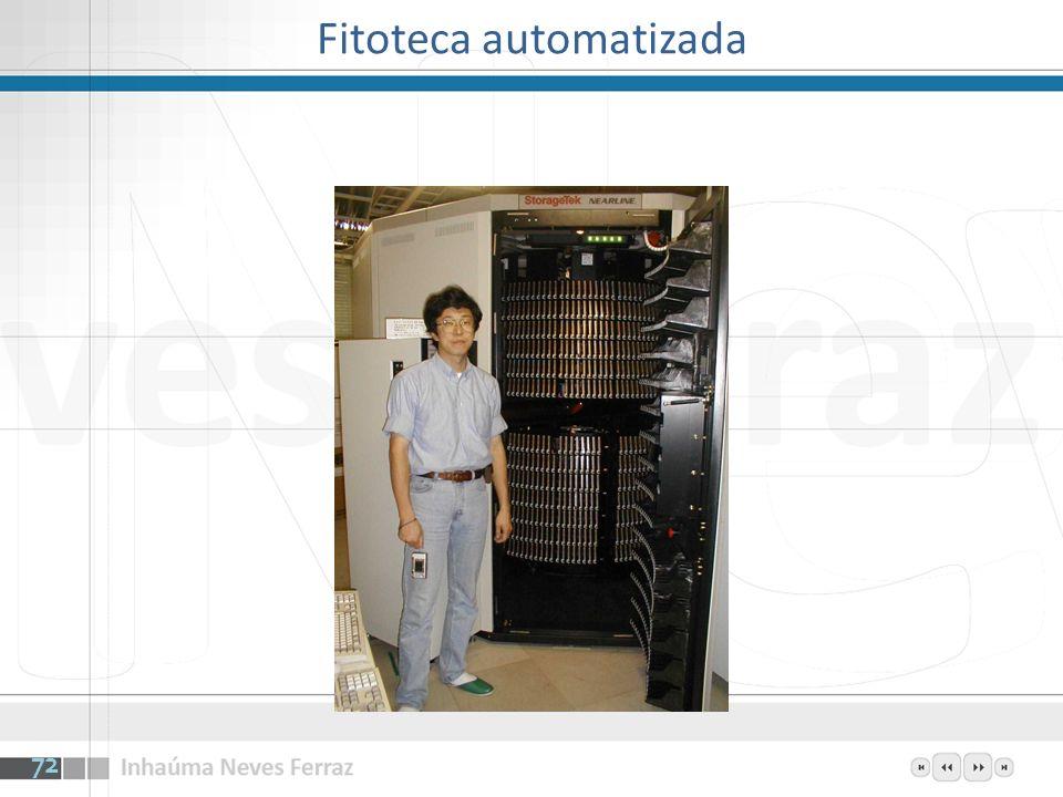 Fitoteca automatizada 72