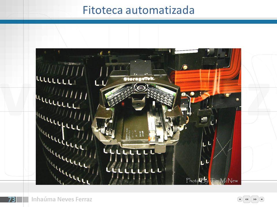 Fitoteca automatizada 73