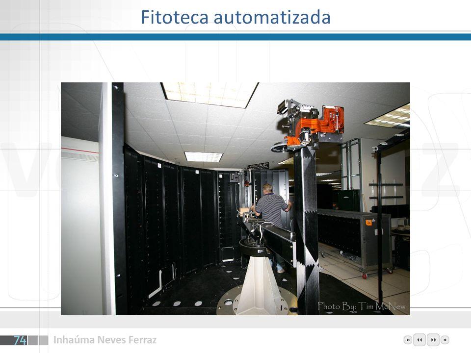 Fitoteca automatizada 74