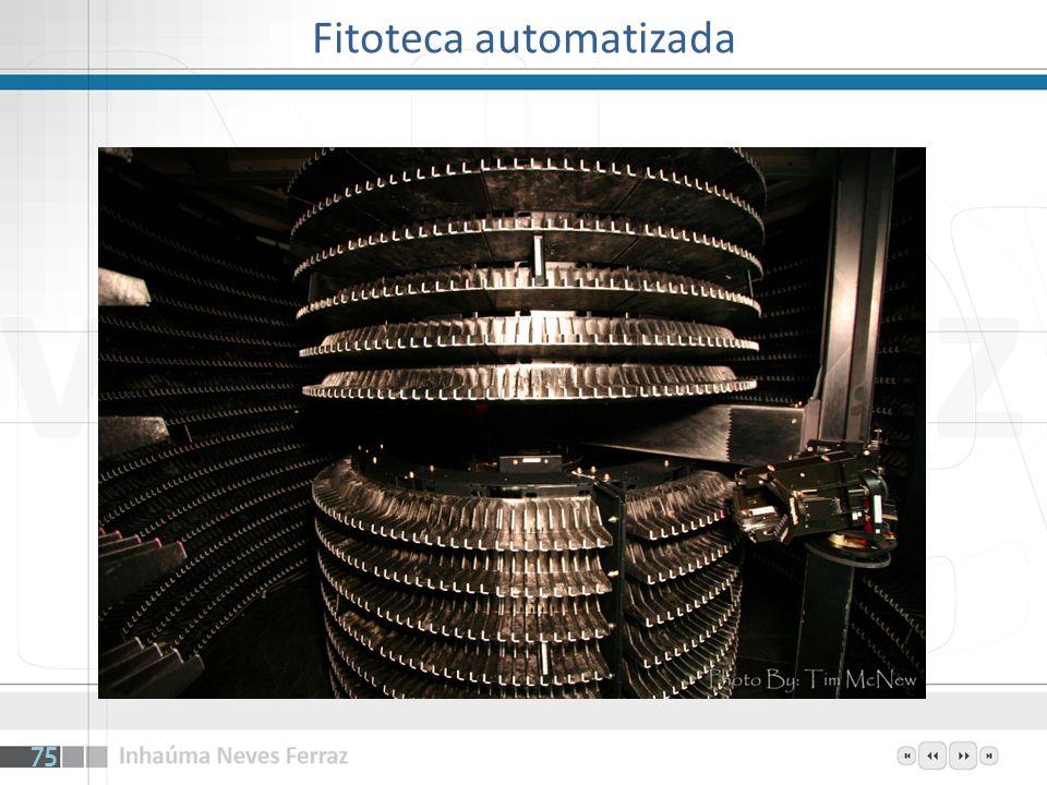 Fitoteca automatizada 75